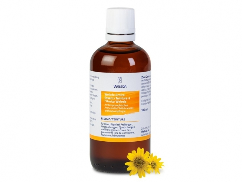 WELEDA Arnica-Essenz Fl 100 ml