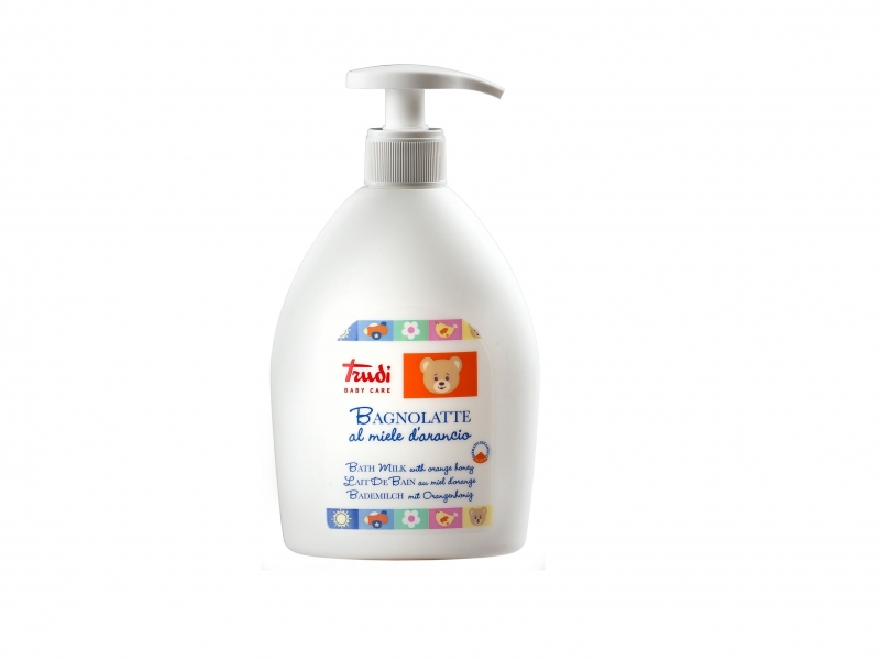 TRUDI Baby Care Lait de Bain fl 500 ml