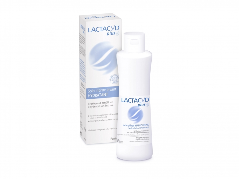 LACTACYD Plus+ idratante 250 ml