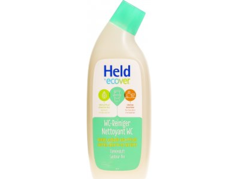 HELD BY ECOVER nettoyant wc 750 ml