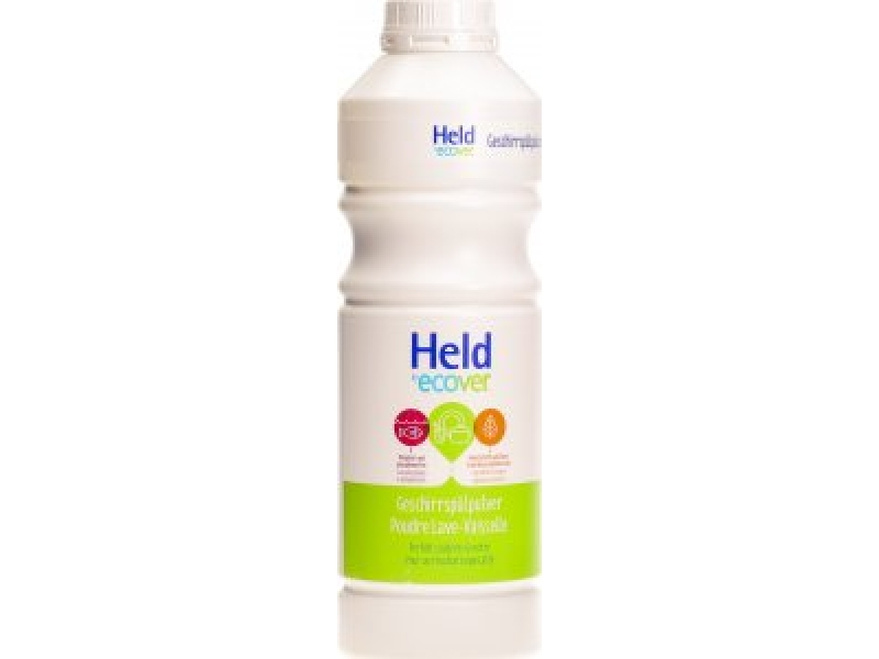 HELD BY ECOVER poudre lave-vaisselle 850 g