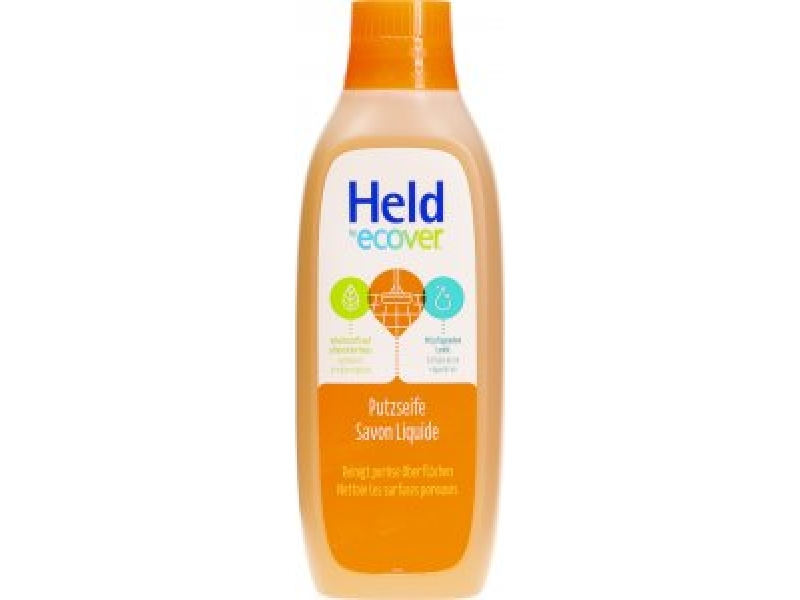 HELD BY ECOVER savon liquide 1 litre